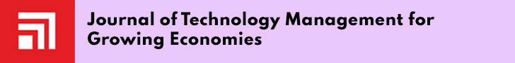 The Journal of Technology Management for Growing Economies